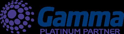 Gamma Platinum Partner Logo