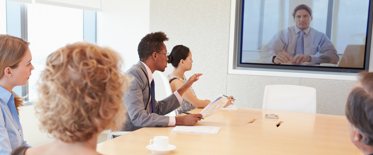 How video conferencing can save your business money from RHM Telecom