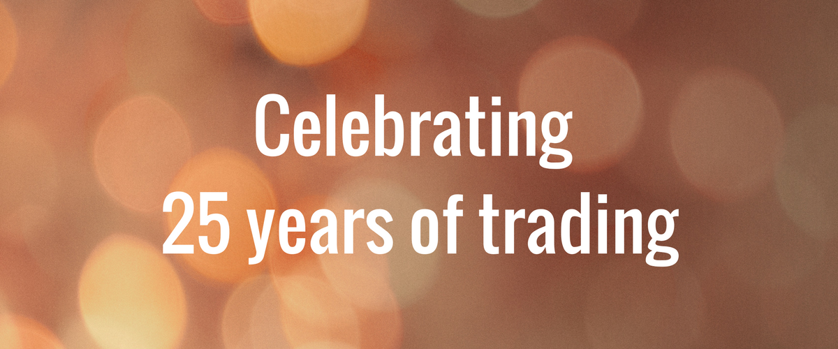 RHM celebrate 25 years of trading