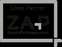 Zyxel ZAP Silver Partner Logo