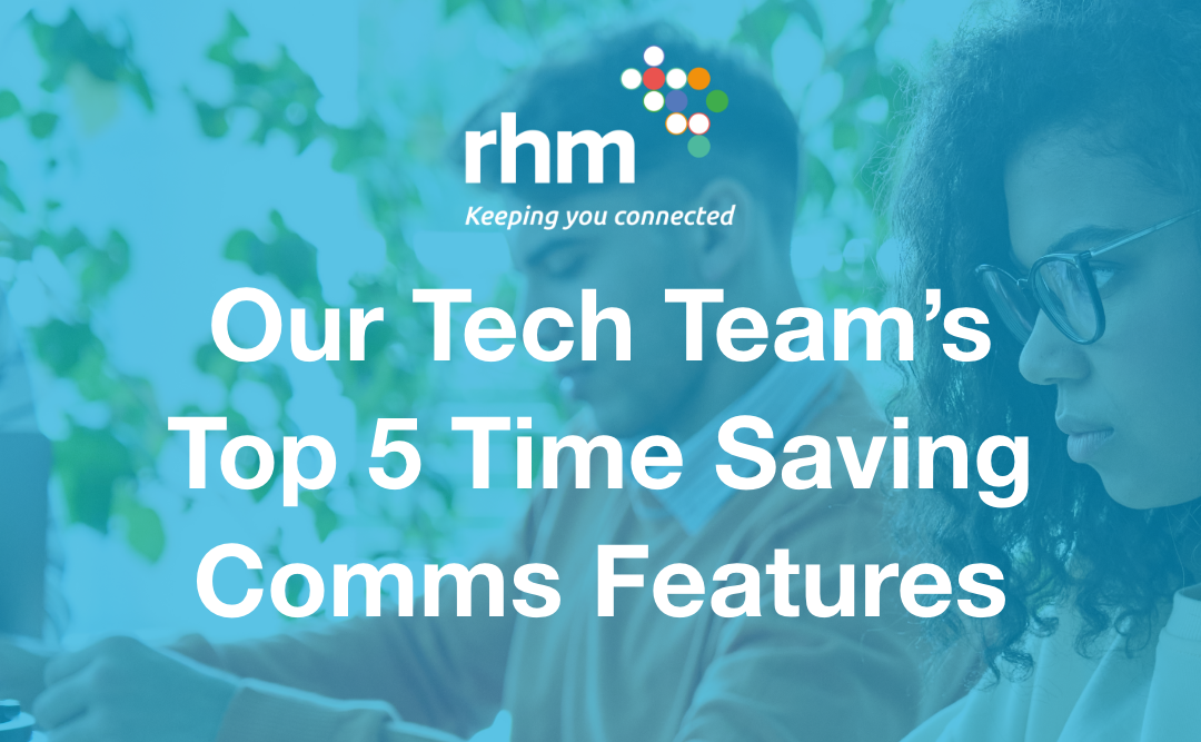 Tech team top 5 blog